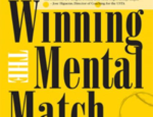 """Book Review: """"Tennis: Winning the Mental Match"""", by Allen Fox, Ph.D."""