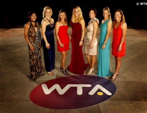 WTA Tour gets a new logo