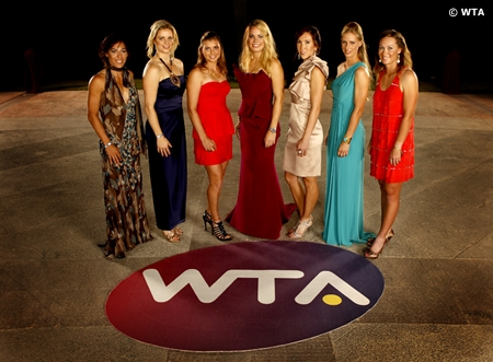 WTA Tour gets a new logo