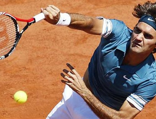FO Day 2: Federer breezes to easy win over Luczak (1R)