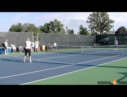 Short Court Tutorial: Using Mini Tennis Effectively Part 1 of 3