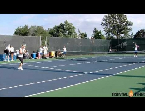 Short Court Tutorial: Using Mini Tennis Effectively Part 2 of 3