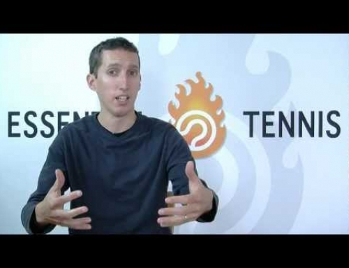 Short Court Tutorial: Using Mini Tennis Effectively Part 3 of 3