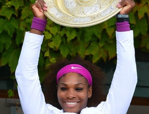 Serena Williams wins 5th Wimbledon Championship