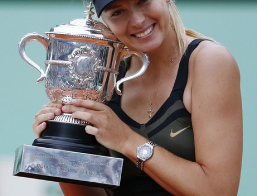 Sharapova gains first French Open title and Career Slam, regains No. 1