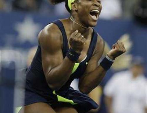 Serena Williams wins fourth U.S. Open crown