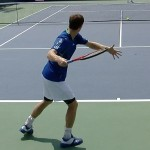 Andy Murray Forehand and Backhand in Slow Motion
