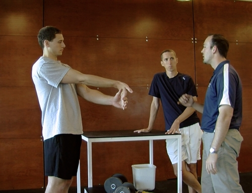 How to treat tennis elbow – Video 1 of 3
