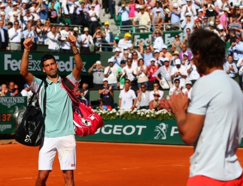 [French Open] The tactics of the Djokovic-Nadal semifinals