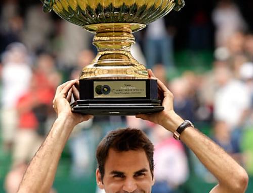 "The ""big four"" heading into Wimbledon"