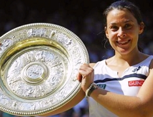 Marion Bartoli wins first Wimbledon title
