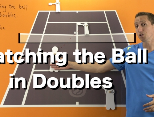 How to Watch the Ball in Doubles