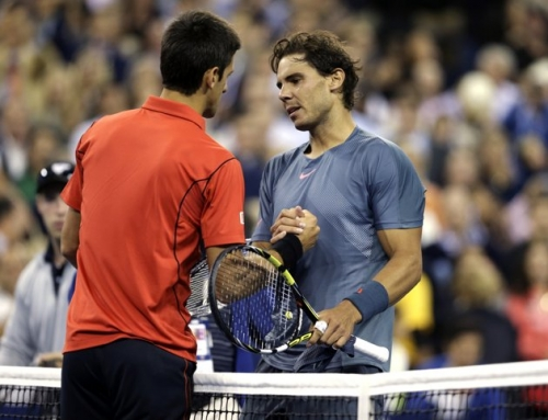 The strategy of Rafa and Nole