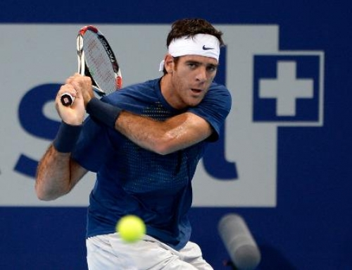 [Basel] del Potro wins Basel over Federer for second consecutive year