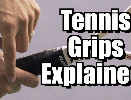 Tennis Grips Explained and Demonstrated