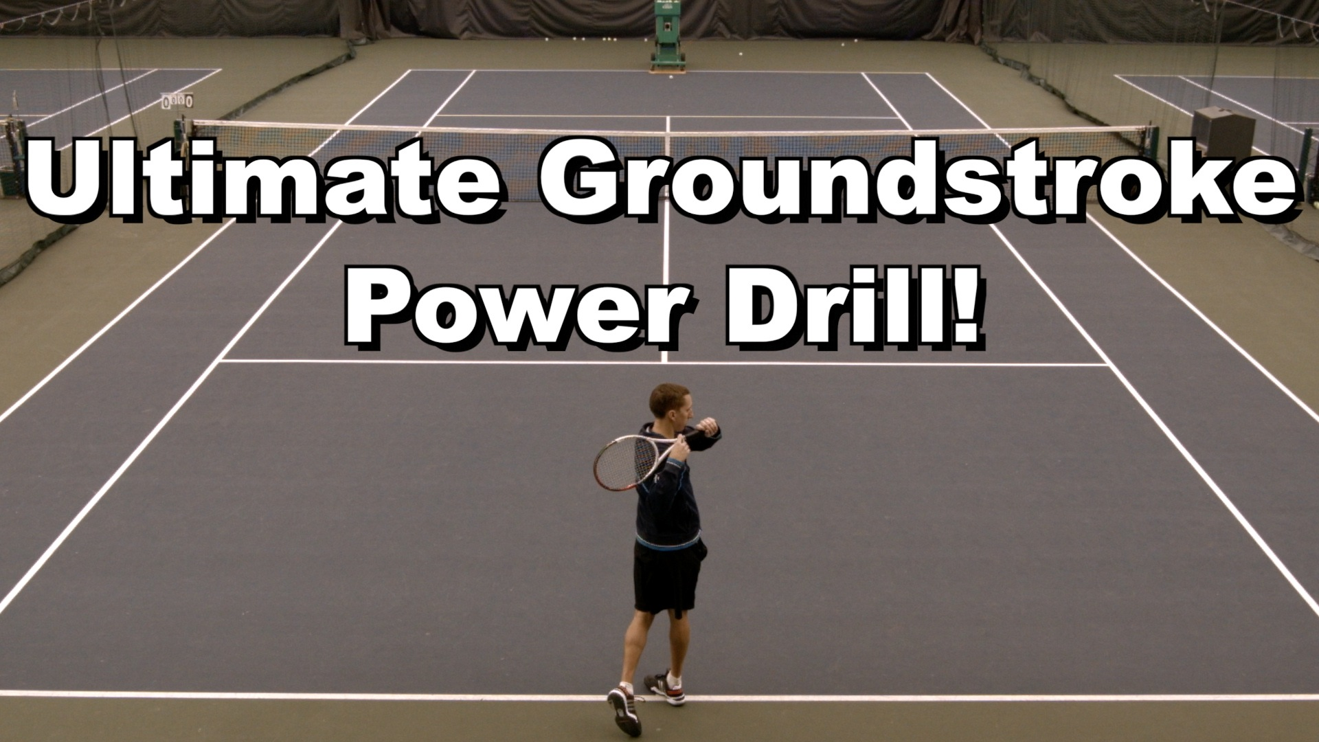 comparison of forehand groundstrokes • this grip calls for a definite change between forehand and backhand positions  for exaggerated topspin and groundstrokes where contact is  (compare bending .