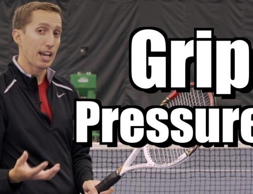Grip Pressure Lesson