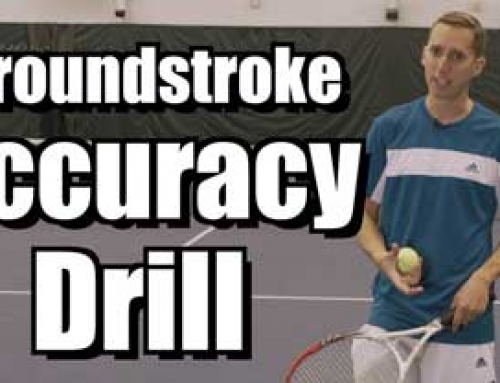 Groundstroke Accuracy Drill