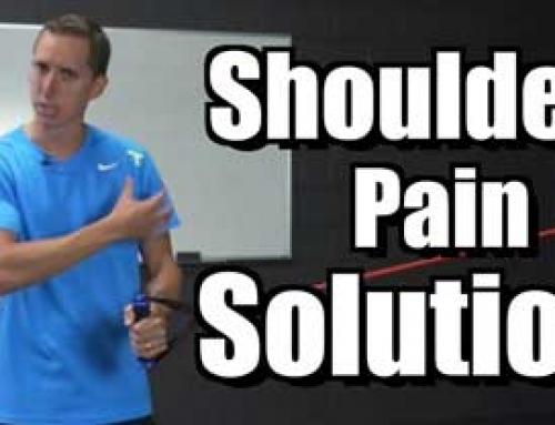 90 Second Shoulder Pain Solution