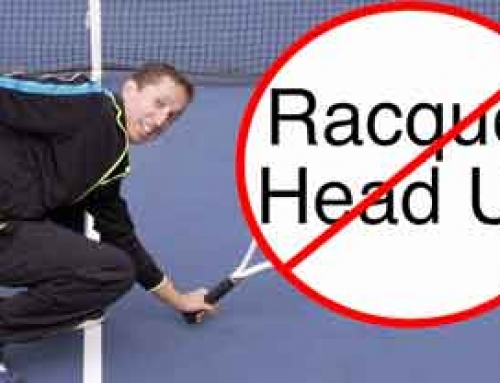 Myth Busted – Racquet Head Up