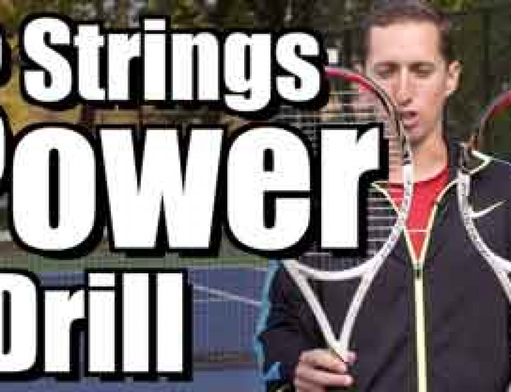 No Strings Power Drill