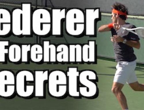 Federer Forehand Secrets