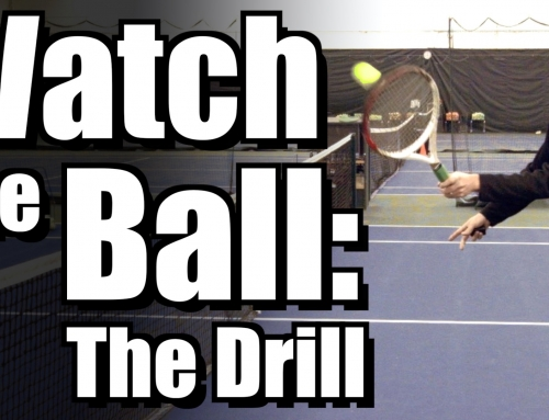 How To Watch The Ball