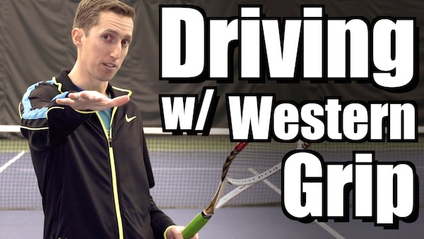 Creating Drive with a Western Grip PREVIEW