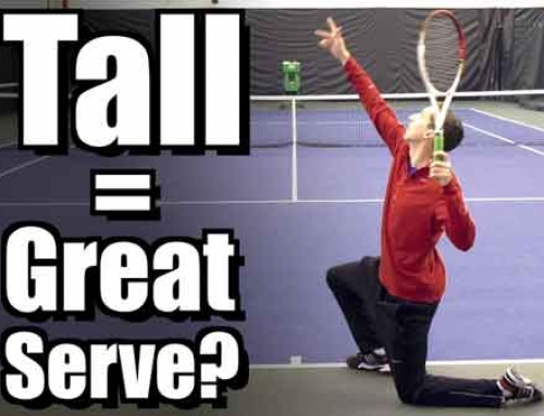 Does Being Tall = Great Serves?