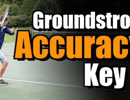 #1 Key for Groundstroke Accuracy