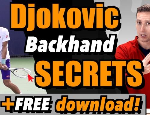 Djokovic Backhand Secrets