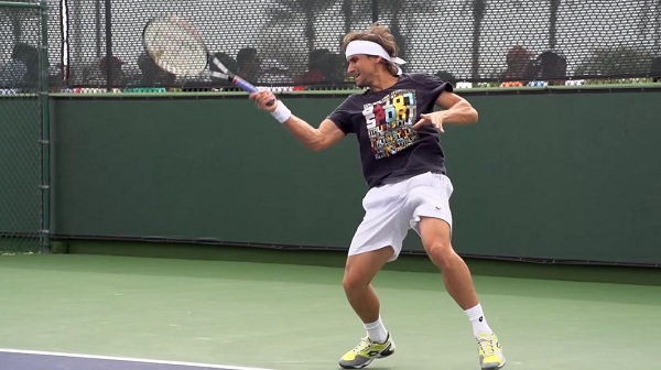 06.David-Ferrer-Forehand-In-Super-Slow-Motion-3 - Free Tennis ...