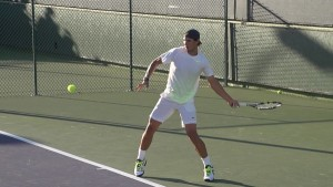 17 Rafael Nadal Forehand In Super Slow Motion 8 Free Tennis Lessons From Essential Tennis