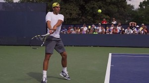 04 Rafael Nadal Forehand And Backhand In Super Slow Motion 7 Free Tennis Lessons From Essential Tennis