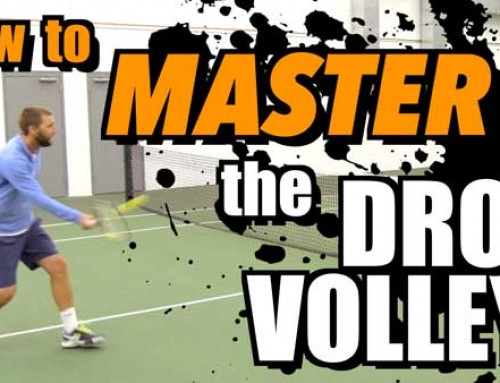 How To Master the Drop Volley