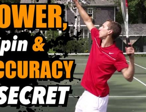 Power, Spin, and Accuracy Secret