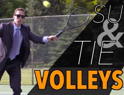 Suit and Tie Volleys