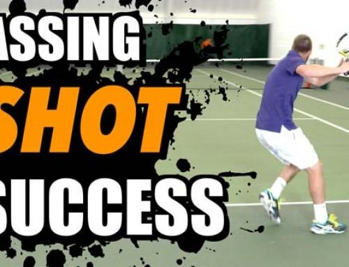 Passing Shot SUCCESS
