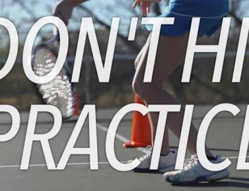 Don't Hit – Practice