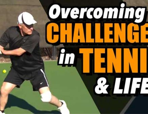 Overcoming Challenges in TENNIS and LIFE with Roger Crawford