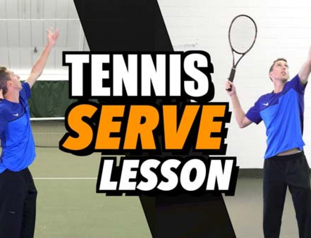 how to hit a kick serve in tennis