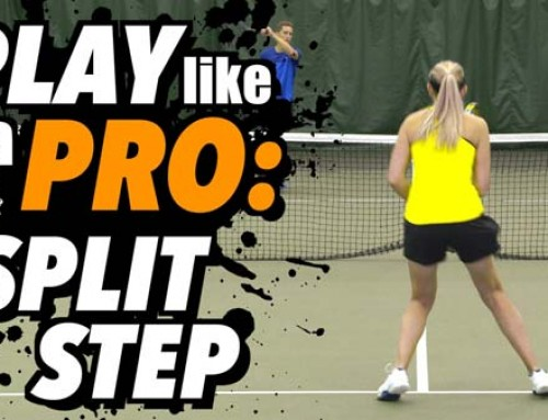 How to PLAY like a PRO: Split Step