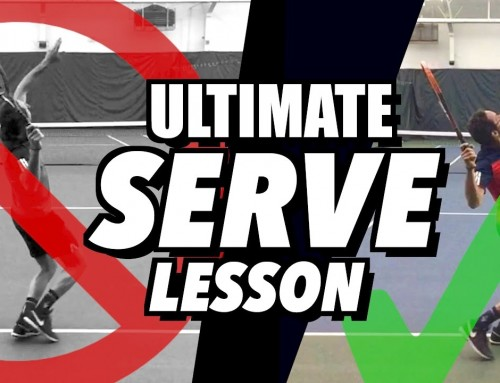 ULTIMATE Serve Tennis Lesson – Accuracy, Consistency and Power