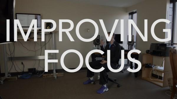 Tennis Tip Improving Focus