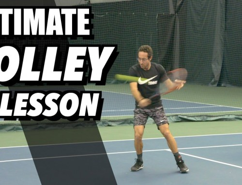 Tennis Volley Technique – Ultimate Lesson – Drills and Tips