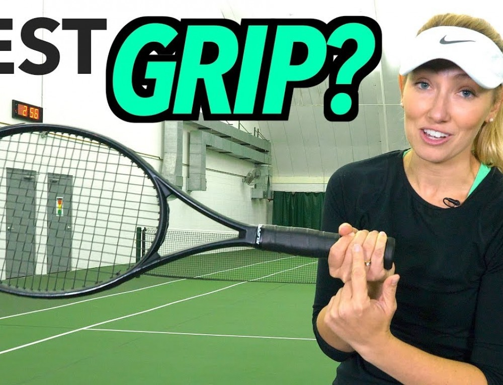 Tennis Grips Made Easy