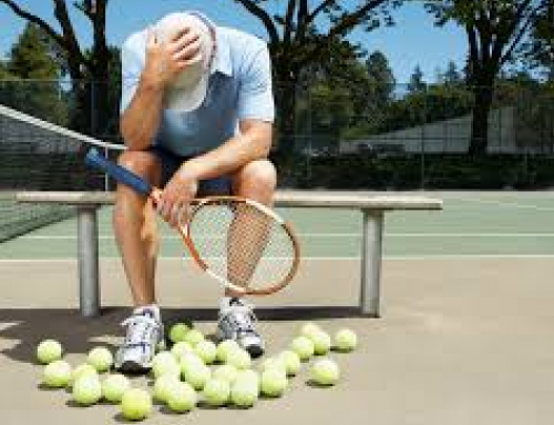What To Do When You Don't Feel Tennis Improvement – Essential Tennis Podcast #276