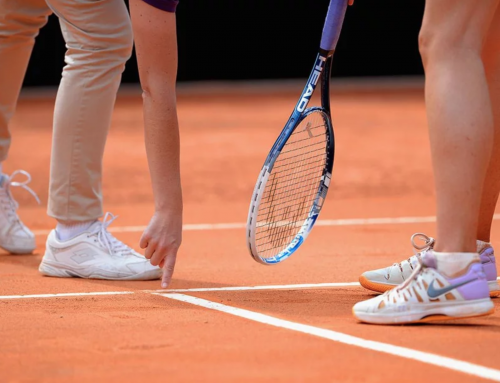 How to handle tennis CHEATERS (Part 1)