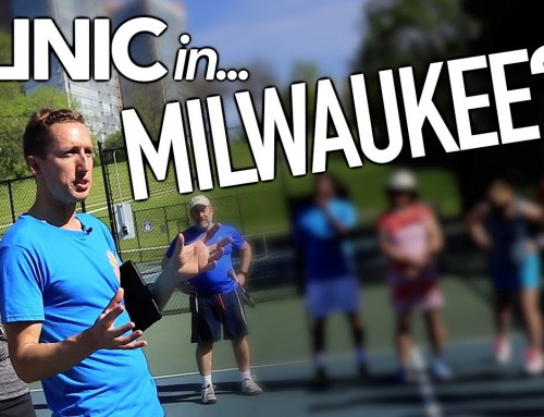 Our FIRST free clinic! (Essential Tennis Academy)