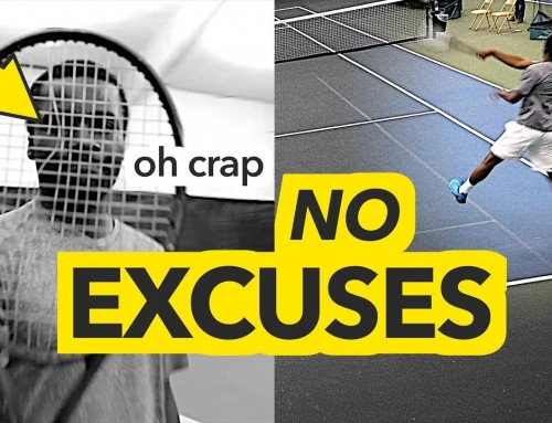 How To STOP Making Excuses – Champion Mindset!